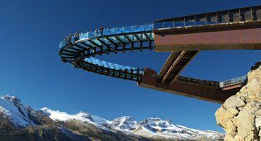 TOP 5 des nouvelles attractions touristiques dans le monde