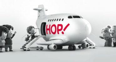 HOP! lance un tarif Famille