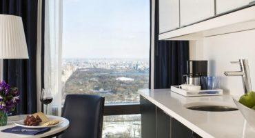 Le plus haut hôtel d'Amérique inauguré à New York