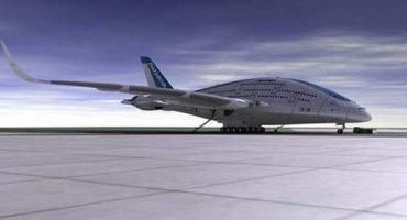 «Sky Whale», l'avion prototype qui fait fantasmer