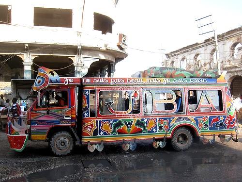 haiti-bus
