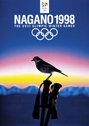 nagano poster