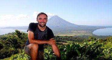 Fabrice, un voyageur poussé par son instinct