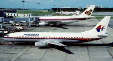 L'appareil de Malaysia Airlines s'est abîmé en mer