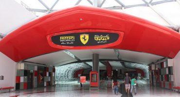 Ferrari ouvrira un parc d'attraction en Espagne en 2016