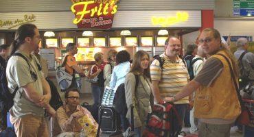 Grève à l'aéroport de Francfort jeudi