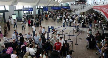 Beaucoup de vols annulés en France ce mardi