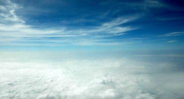 Un voyage en avion, un moment inspirant