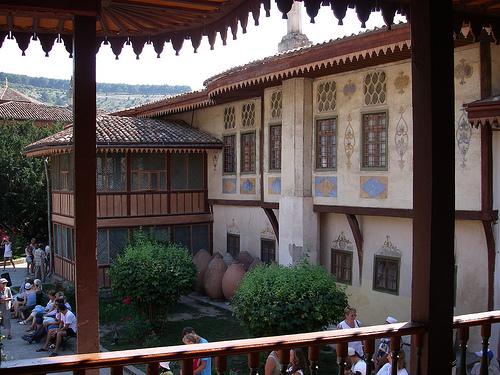 tatar - khan palace