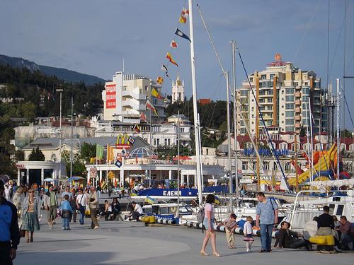 yalta-front de mer
