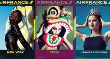 Air France la joue ultra fashion
