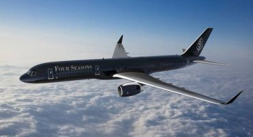 Hôtellerie : Four Seasons se dote d'un avion de ligne