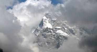 Fin de saison pour les alpinistes à l'Everest