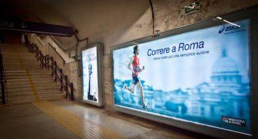 Visitez Rome en baskets et en transpirant !