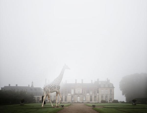 Le château de Thoiry