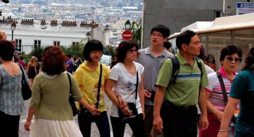 Des policiers chinois pour les touristes chinois à Paris
