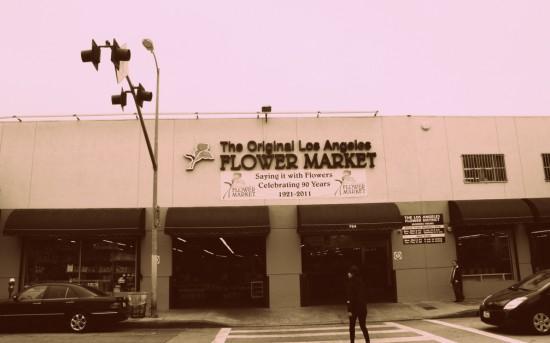 fleurs LA