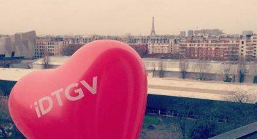 iDTGV lance des offres de parrainage