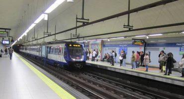 Wifi gratuit dans le métro de Madrid