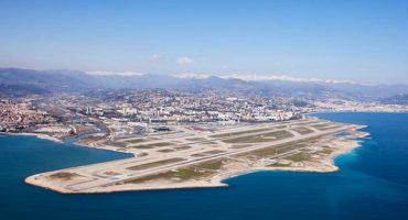 L'aéroport de Nice récompensé pour…la baie des Anges