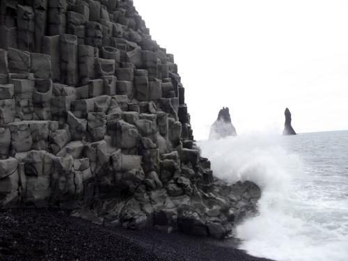 plage noire vik