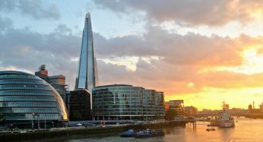 A Londres, The Shard gratuit pour les enfants à l'Ascension