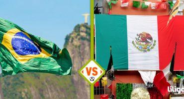 Destination Mondial 2014 : Brésil Vs. Mexique