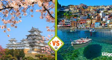 Destination Mondial 2014 : Japon Vs. Grèce, quel sera votre prochain voyage ?