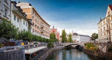 Ljubljana, future capitale verte de l'Europe