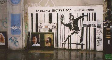 Street Art : Banksy exposé à Londres