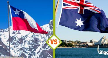 Destination Mondial 2014 : Chili Vs. Australie, quelle est votre destination préférée ?