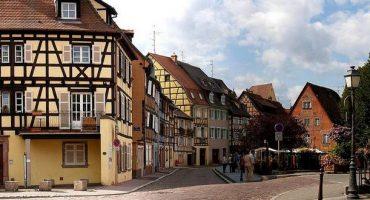 Colmar et Dinan parmi les plus charmantes villes du monde