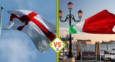Destination Mondial 2014 : Angleterre Vs. Italie, où partiriez-vous en vacances ?