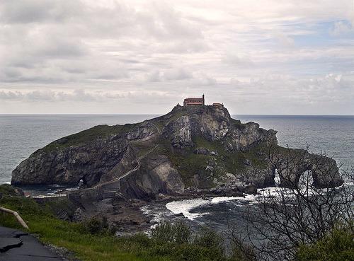 L'île de Gaztelugatxe