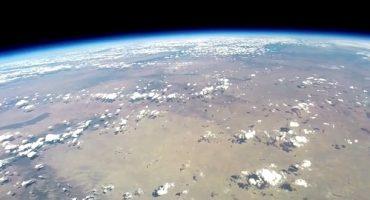 Voyagez dans l'espace en montgolfière