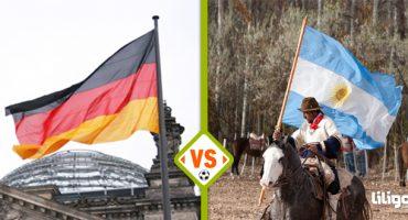 Destination Mondial 2014 : grande finale entre l'Allemagne et l'Argentine !