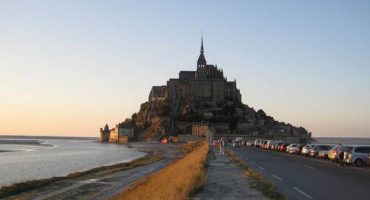 Une passerelle pour retrouver la magie du Mont-Saint-Michel