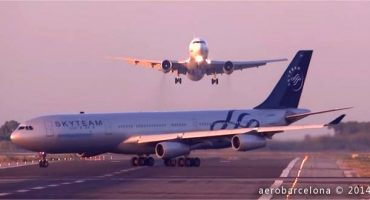 Vidéo – Comprendre la presque collision entre deux avions à Barcelone