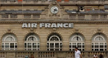 Air France teste l'enregistrement des bagages dans Paris