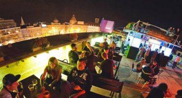 Les 5 meilleurs bars rooftop de Budapest