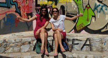 Les P'tites Poucettes reprennent la route, d'Athènes à Helsinki