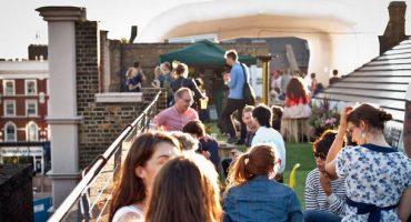 Les 5 meilleurs bars rooftop de Londres