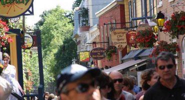 Visiter la ville de Québec lors d'un voyage au Canada