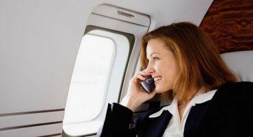 Internet : un pas de plus vers les 3G et 4G à bord des avions