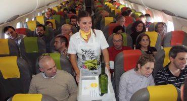Vueling fait des billets d'avion en promotion pour les familles