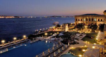 Dormir à Istanbul dans le meilleur hôtel d'Europe