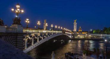 Visitez Paris en moins de 3 minutes