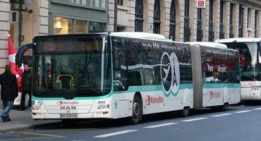 Les bus entre Paris et Charles-de-Gaulle équipés du Wifi gratuit