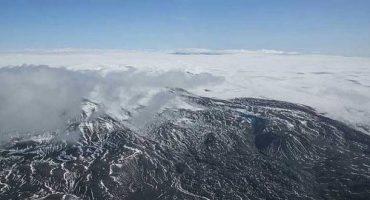 Éruption du volcan sans conséquences pour le trafic aérien pour le moment