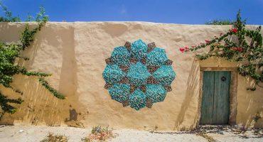 Djerba sous les bombes des street artistes